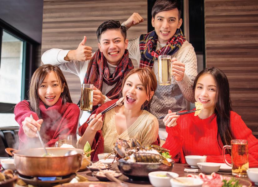 圍爐火鍋如何 吃得美味又健康?