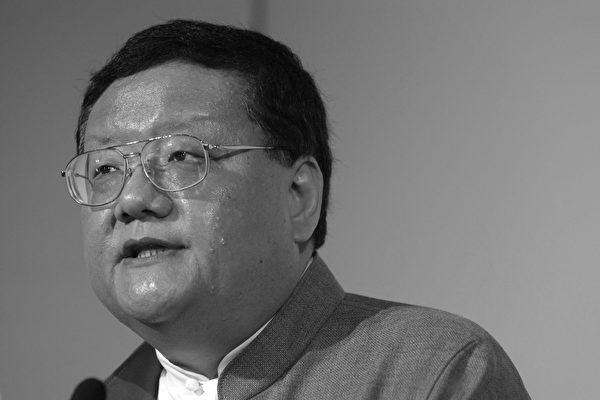 圖為鳳凰衛視老闆劉長樂。(大紀元資料室)