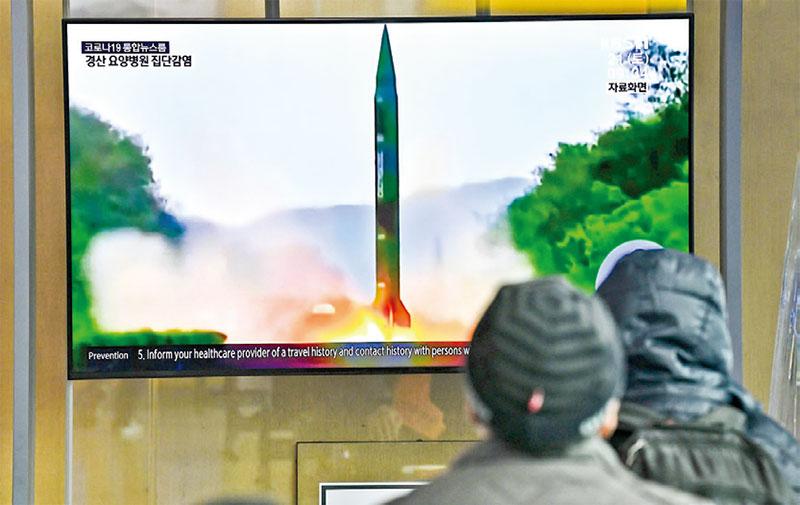 北韓伊朗再續長程導彈合作