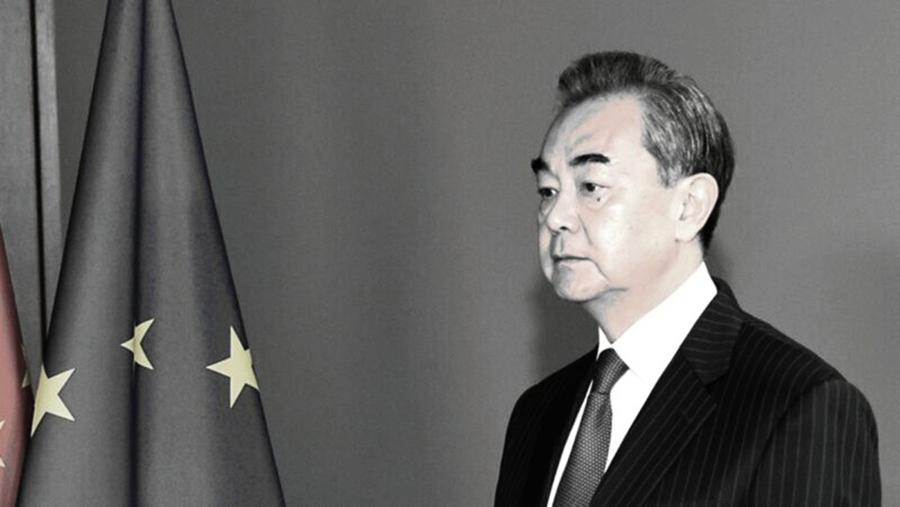 王毅拉攏歐盟遭嗆中方通報隻字未提