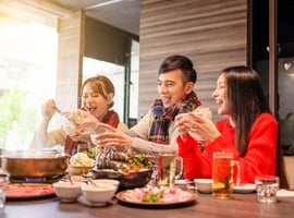年節飲食攝取要用心才能吃得開心又不傷身