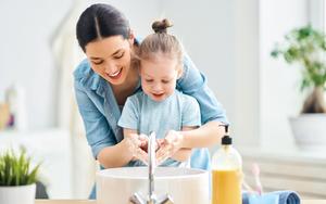 勤洗手保護腸胃健康 勿忘洗手六時機