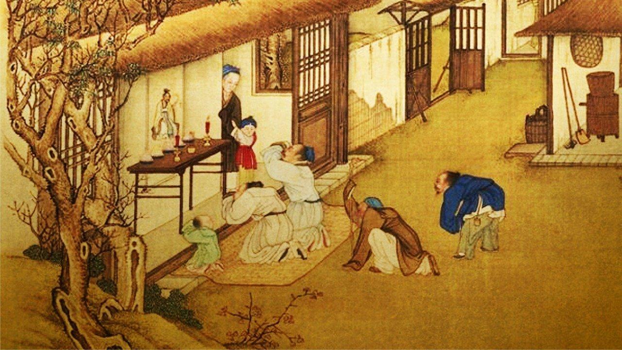 在中國民間,從來就有「瘟疫有眼」的說法,就是說,瘟疫在哪裏發生、誰會染病,冥冥之中都有選擇和決斷。(大紀元合成圖)