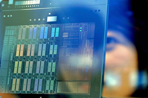 晶片短缺 中企減產停工美國加壓制裁