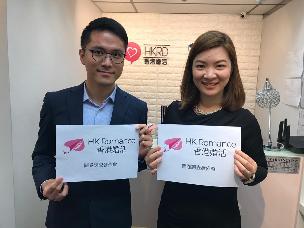 HK Romance Dating的調查顯示,今年逾半受訪男女表示最不想收到防疫用品作情人節禮物。(HK Romance Dating提供)