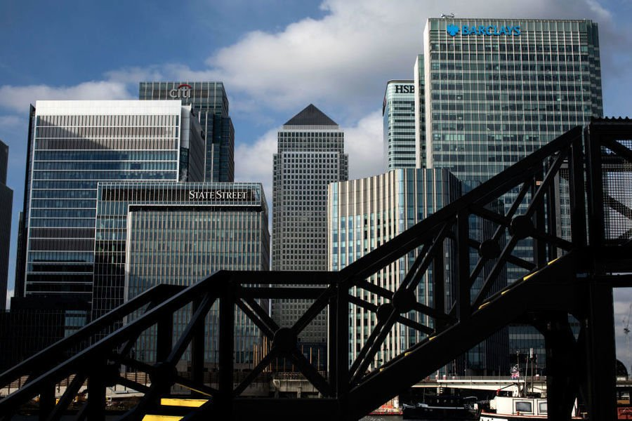 英4季度GDP勝預期 去年收縮9.9%自1709年以來最差
