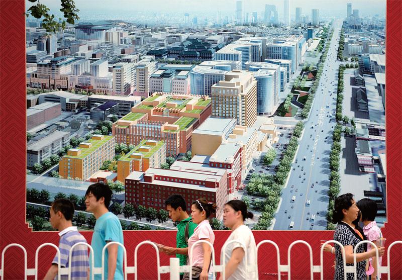 房價綁定孩子成績 中國一線城市的學區房亂象