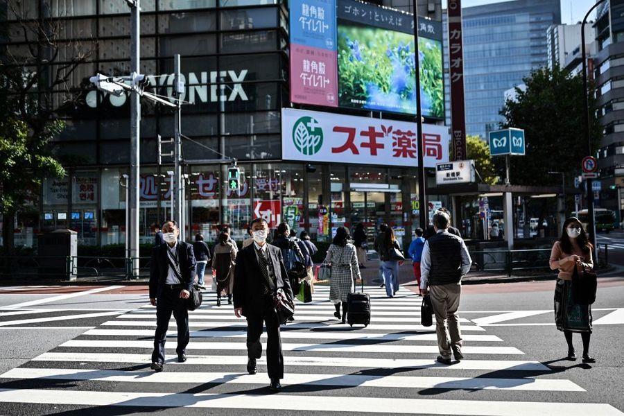 日本去年GDP收縮4.8% 金融海嘯以來首倒退