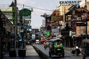 泰國2020年GDP自金融風暴最差 倒退6.1%
