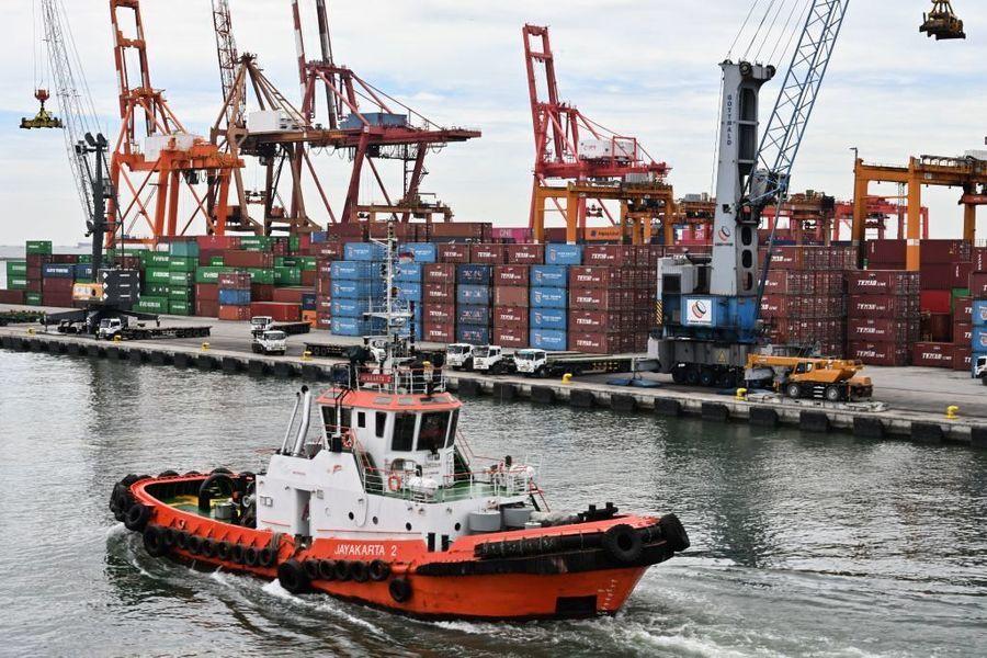 印尼1月貿易順差19.6億美元 連續9個月順差