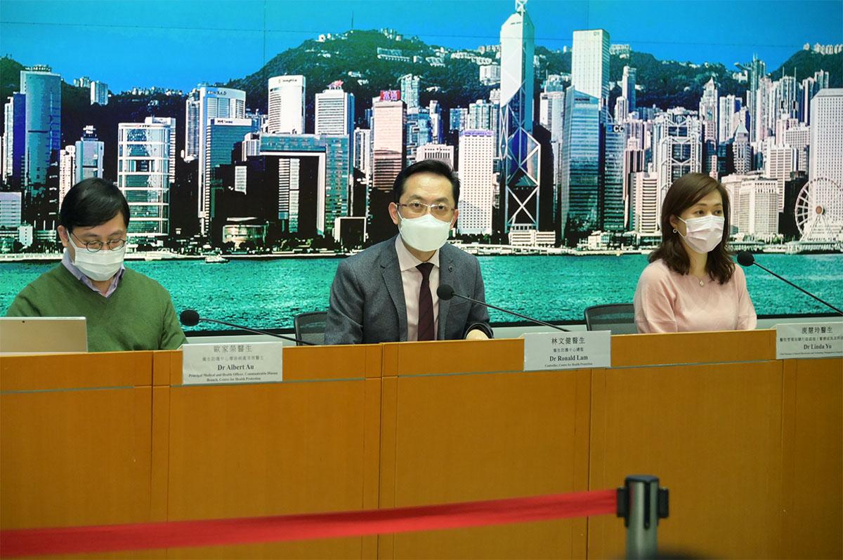 本港新增9宗中共病毒(武漢肺炎)確診個案,是自去年11月中以來首次錄得個位數。(郭威利/大紀元)