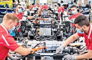 堅持歐洲製造 保時捷不在中國設廠