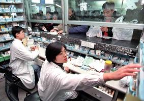 中國大陸「看病貴 看病難」