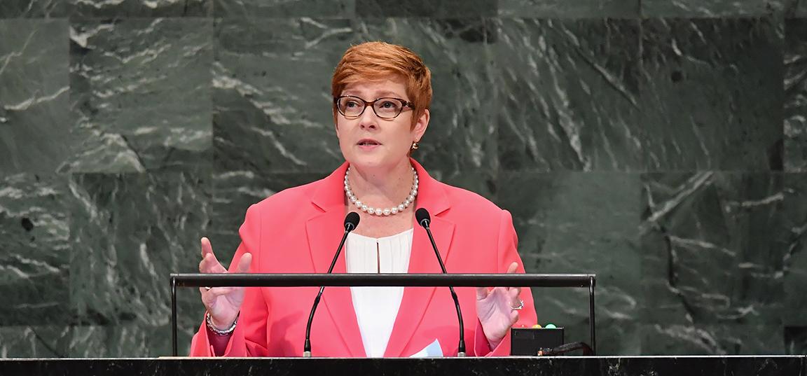 澳外長承諾保護信仰自由