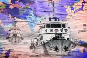 【軍事熱點】日英關注中國海警法 英法德重返印太