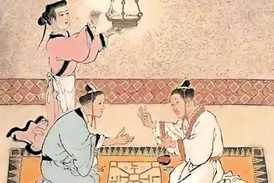 古風習俗——中國人應當知道的傳統