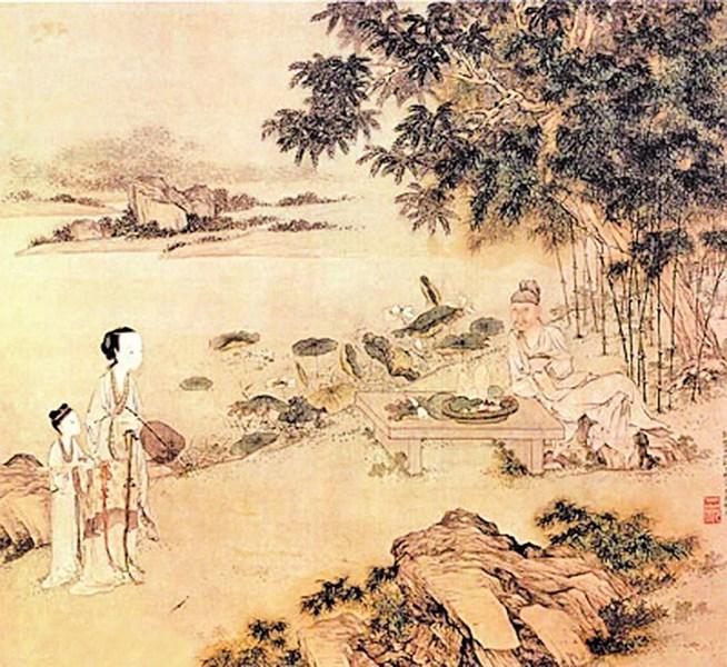 新年茶俗——「大吉大利」杭州元寶茶
