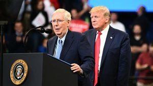 美國共和黨內戰公開 參院領袖麥康奈爾被促辭職