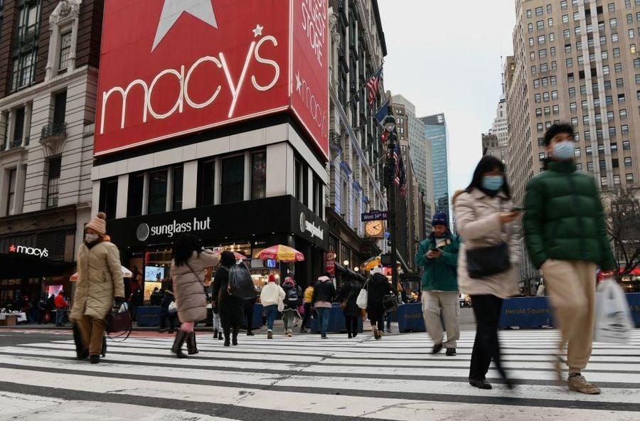 美國1月零售銷售按年升5.8% 遠勝預測