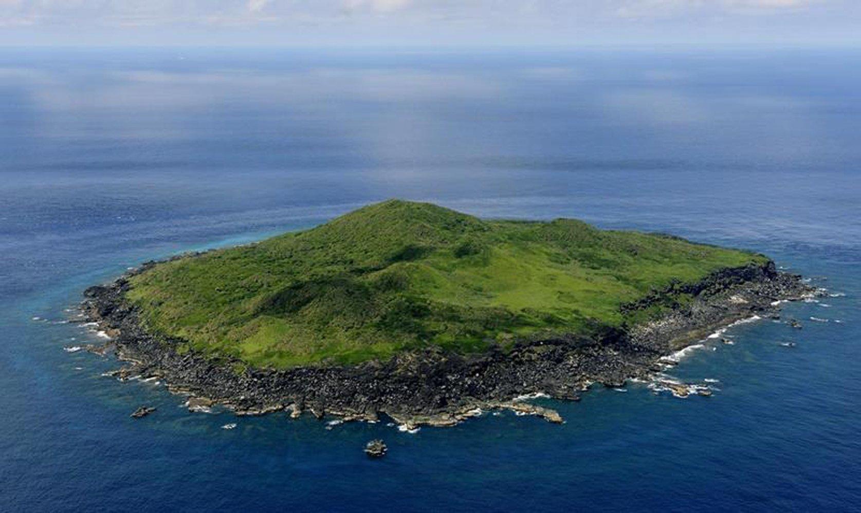 為反制中共《海警法》,日本17日宣佈不排除在釣魚台海域周遭動武。同日,美日舉行了視像會議,共同研討海域安全問題。圖為釣魚台。(中央社)