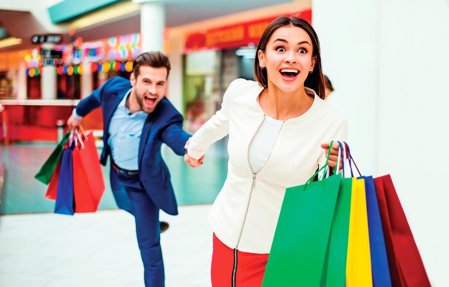 買到停不了手  恐是強迫性購物行為