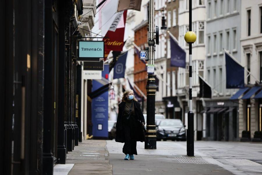 武肺突變拖累 英1月零售銷售跌8.2%遠遜預期