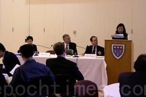 美華裔學者:中共出於執政危機而鎮壓人民