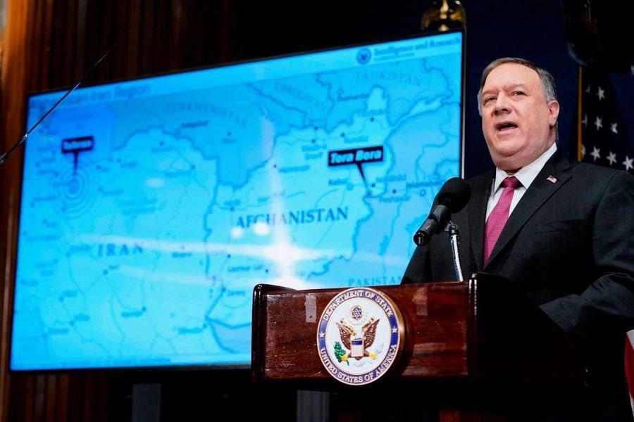 再提伊朗威脅 蓬佩奧讚揚特朗普中東和平貢獻