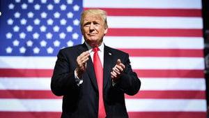 民望超過列根 特朗普就2024年是否參選表態