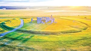 英格蘭巨石陣石碑或來自更早期