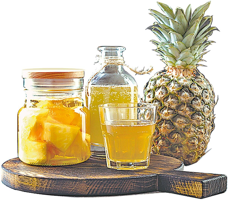 菠蘿發酵釀製而成的墨西哥特帕切。