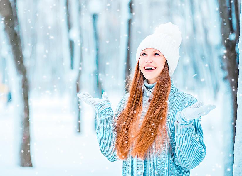 冬季乾冷 幾招教你做個水美人