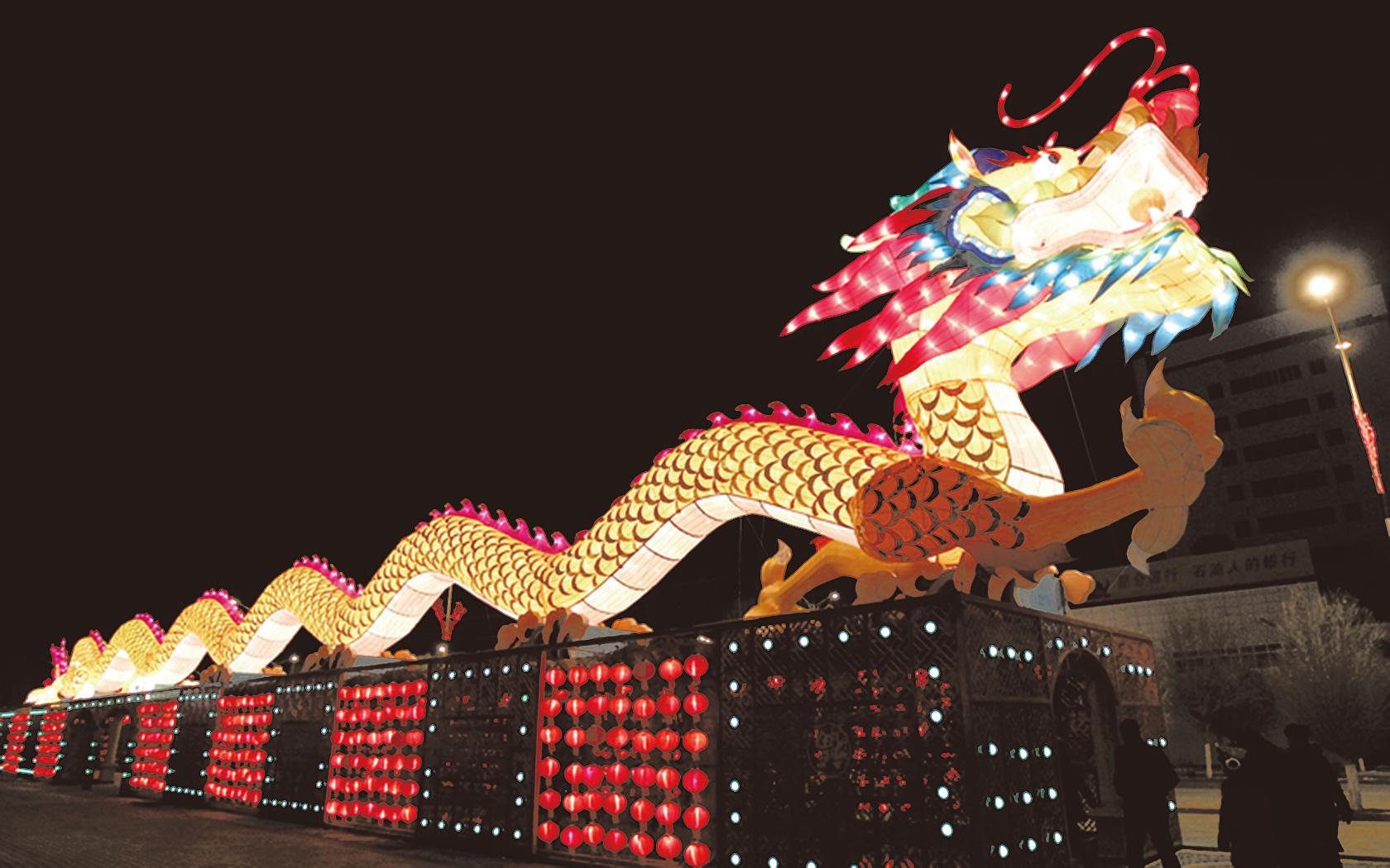 元宵節的傳統習俗有點花燈、猜燈謎的習俗,人們藉此表達對天神的敬仰,以及遊藝的文化趣味(Getty Images)