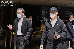 7.21元朗襲擊案開審 八名白衣人被控罪二人認暴動