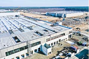 減少對中國依賴 德12億美元資助特斯拉電池廠
