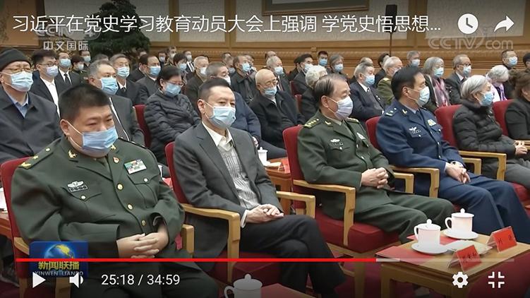 習高調紀念華國鋒 分析:警告紅二代意味濃