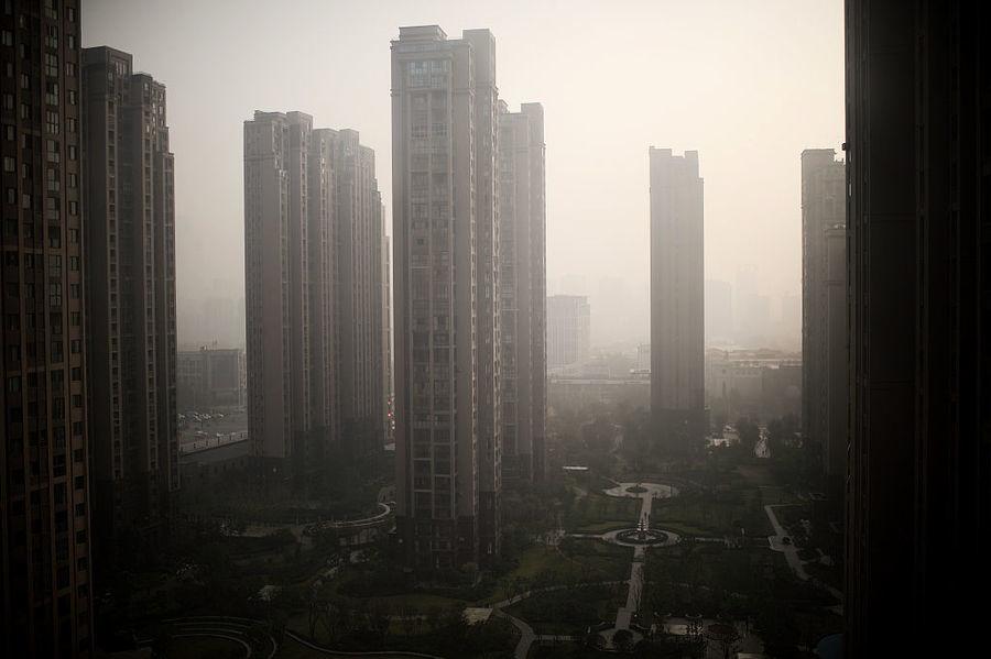 中國1月二手房價年比「京滬升津鄭跌」