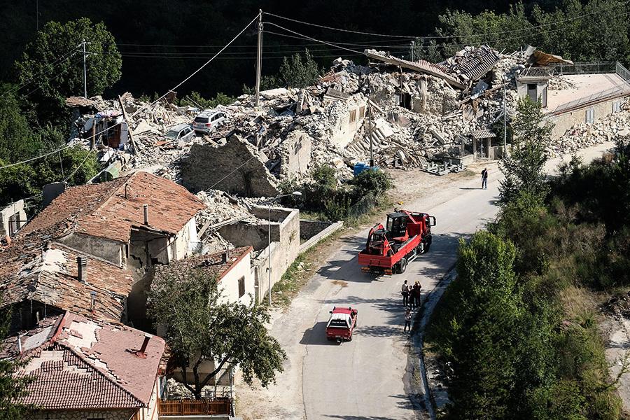 意大利地震倖存者:不要生活在恐懼中