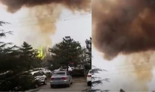 大年剛過 大陸各地都「火」了 河北一焦化廠爆炸