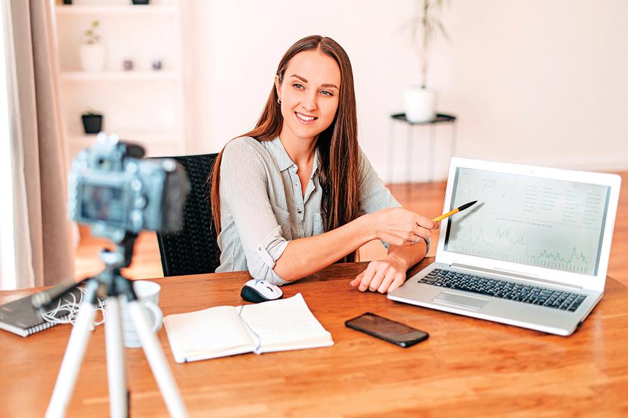 大學學習:視頻演講的八個技巧