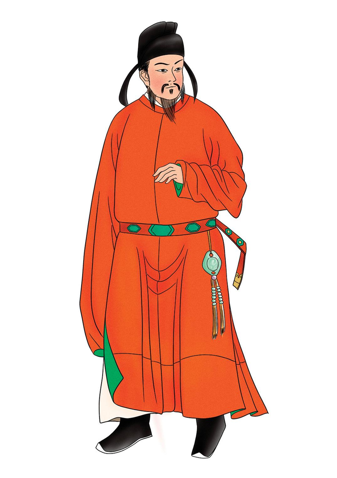 李淵 (圖/新唐人電視台)