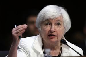 耶倫:美經濟表現接近目標 加息機率大