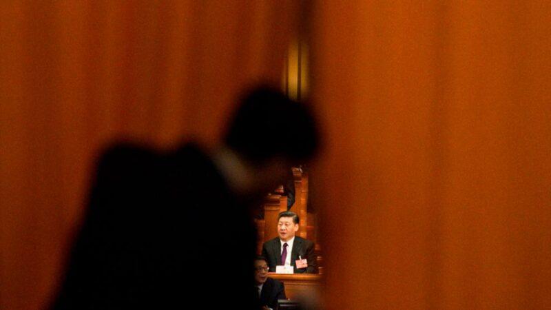 有分析認為, 二十大習近平能否連任,成為其生死大關。(FRED DUFOUR/AFP via Getty Images)