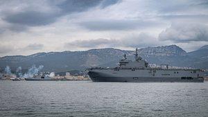 法國積極參與印太戰略部署 攻擊艦再赴印太