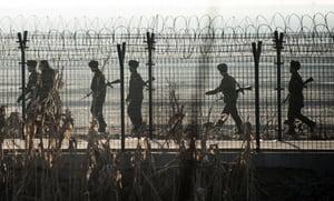 北韓無人機逼近三八線 疑執行間諜任務