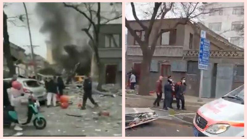 北京爆炸案地點敏感 與網傳習近平登記住址相鄰