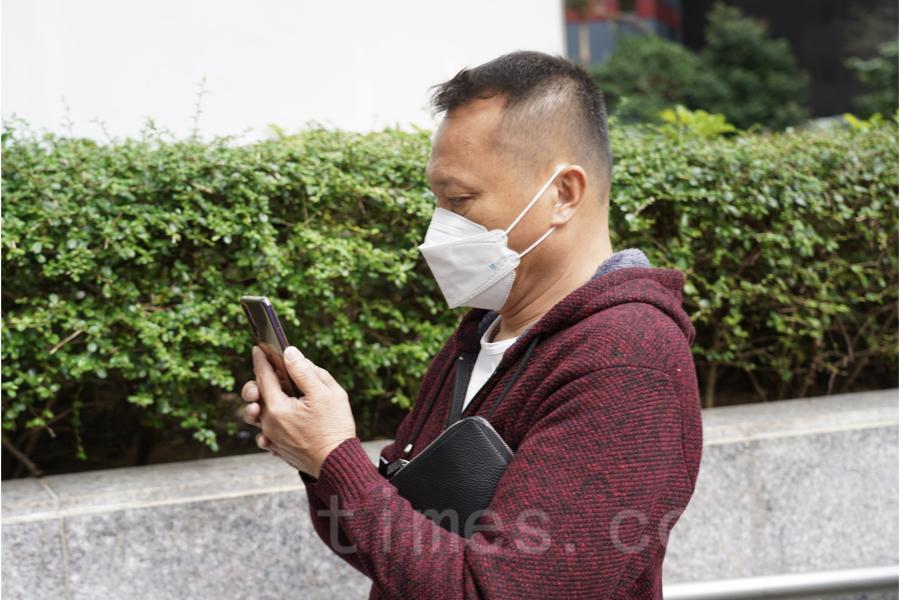 元朗721白衣人襲擊事件,第六被告「飛天南」吳偉南 。(余鋼/大紀元)