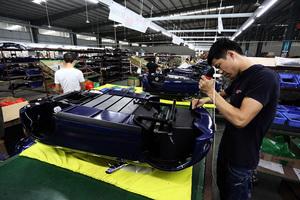 華郵:中國在製造業競爭中還會輸