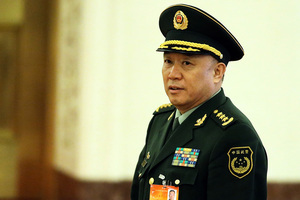 傳前武警司令王建平被抓 背後有原因