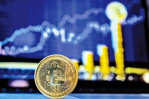 比特幣泡沫化殃及科技股